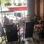 Cần sang quán cafe đầy đủ vật dụng mặt tiền tầng trệt Chung Cư Ehome 3 Q Bình Tân