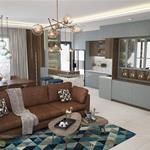 Căn hộ 3PN, 123m2 đầy đủ nội thất, view nội khu tại Diamond Island  cho thuê