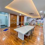Cho thuê nhà Thảo Điền 4 tầng, 5PN, nhà mới thiết kế đẹp