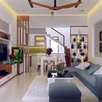 Bán nhà mới đẹp Đội Cấn, Ba Đình, 30m, 5 tầng, mt 4m, giá 3 tỷ 700 triệu, nhà đẹp ở luôn.