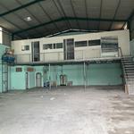 Cho thuê 400m2 KD Kho Xưởng có sẵn nội thất văn phòng tại Mã Lò P Bình Trị Đông A BTân