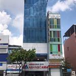 Bán nhà mặt tiền đường Lê Thị Riêng, p. Bến Thành quận 1, Kết cấu hầm 9 lầu, giá 130 tỷ