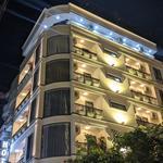 Bán khách sạn khu Đệ Nhất Hoàng Việt, Tân Bình, DT 8x20m, 7 lầu, đang cho thuê 144,697 triệu/th