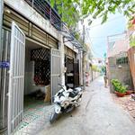 Cho thuê nhà mới NC 3,5x16 1 trệt 1 lầu tại 447/20A Phạm Văn Chiêu GVấp giá 7tr/th