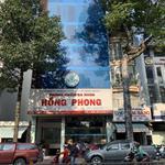 Bán gấp tòa nhà 2 mặt tiền Đồng Đen, P. 13, Q. Tân Bình. DT: 9.2x16m trệt 6 lầu