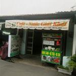 Sang quán cafe có sẵn vật dụng hẻm xe hơi tại Trần Xuân Soạn P Tân Hưng Q7 giá 18tr