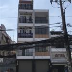 Cho thuê nhà nguyên căn 1 trệt 3 lầu mặt bằng 2 căn đôi 489 491 CMT8 P13 Q10