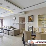 Cho thuê căn hộ Saigon Pearl sỡ hữu view sông và Bitexco 3PN