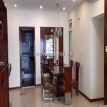 Căn hộ Saigon Pearl nội thất gỗ đẹp với diện tích 141m2