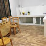 Cho thuê căn hộ 60m2 2pn tại 189C Cống Quỳnh P Nguyễn Cư Trinh Q1 giá 10tr/th