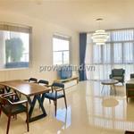 Mở bán căn hộ The Vista 3PN, 135m2 nội thất đầy đủ bày trí hợp lý