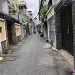 Bán nhà hẻm  Huỳnh Văn Bánh, 3 lầu,4*15m, nở hậu: 4.5m,  giá 9 tỷ.(GP)
