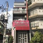 Cho thuê nhà NC 1 trệt 3 lầu góc 2 mặt tiền Trần Thủ Độ P Phú Thạnh Q Tân Phú