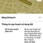 71m2 (3.5x20) tặng nhà C4 2L, chân Thị Nghè, 15m ra đường 16m, chỉ 5 tỷ.