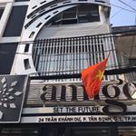 Bán nhà mặt tiền  đường Chấn Hưng , 7.6x20m, 3 lầu,  giá 24.5 tỷ.(GP)