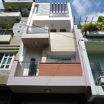 Bán nhà mặt tiền Bà Hạt, Q. 10 (DT: 3.7x14,4m) nhà 2 lầu giá 13 tỷ5 nhà mới Đúc BTCT