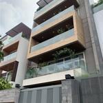 Bán nhà biệt thự VIP Nguyễn Văn Trỗi, Phú Nhuận, DT 8 x 20m, hầm, 3 lầu mới, giá 31.5 tỷ TL