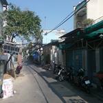 Nhà cấp 4 đường Nguyễn Hới quận Bình Tân, đường rộng 10m thông Lý Chiêu Hoàng Q6, KDC Bình Phú