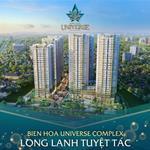 2,3 tỷ/căn 2PN dự án căn hộ cao cấp nhất Tp Biên Hòa, ck lên đến 200 triệu/căn. LH 0938541596