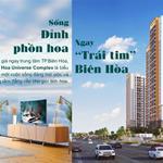 Căn hộ cao cấp Biên Hòa Universe mặt tiền đường Xa Lộ Hà Nội chiết khấu cao