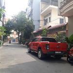 Bán nhà 3 lầu - HXH Trần Văn Quang - P.10 - Tân Bình. (hh)