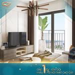 Căn hộ view Phú Mỹ Hưng 2PN lầu cao view đẹp, có nội thất, giá rẻ. LH: 0911415166.