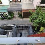 Bán nhà Hẻm 4m5 Cách Mạng Tháng 8 Phường 13 Q10 Kết Cấu 3 lầu ( Sân trước và sau ) giá rẽ
