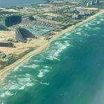 Đất nền xây khách sạn 350m2 mặt tiền Nguyễn Tất Thành, Bãi Dài Cam Ranh. top 10 bãi biển đẹp nhất TG