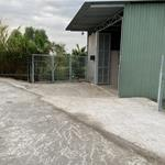 Cho thuê 600m2 Kho xưởng mới tại D12/345 Ấp 4 xã Tân Nhựt BChánh giá 20tr/th