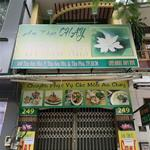 Chính chủ cho thuê nhà NC 1 trệt 3 lầu mặt tiền 249 Tân Sơn Nhì P TSN Q Tân Phú