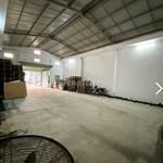 Chính chủ cho thuê kho xưởng 9x19 Đường xe tải tại Lê Văn Khương Q12 giá 18tr/th