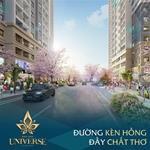Căn Hộ Biên Hòa Universe – Trung tâm Tp Biên Hòa - Giá 2.3 Tỷ/Căn 2PN Ck 4-18% NH Vay 70%.