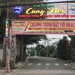 Chính chủ sang quán ẩm thực 300m2 mặt tiền Lê Văn Khương Đông Thạnh Hóc Môn