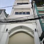 Cho thuê nhà NC mới xây 1 trệt 1 lửng 3 lầu tại hẻm 565 Nguyễn Trãi Q5 giá 25tr/th