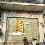 Chính chủ cho thuê nhà nguyên căn mặt tiền 834 Trường Chính P15 Q Tân Bình