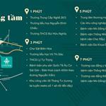 Chỉ 334 tr sở hữu ngay căn hộ cấp cấp đầu tiên tại thành phố Biên Hòa, chiết khấu 3 - 18%