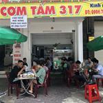 Chính chủ sang MB quán cơm có sẵn vật dụng MT 317 Nguyễn Gia Trí P25 Q Bình Thạnh