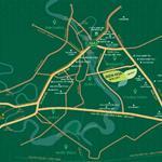 SIÊU SỐT*BIÊN HÒA NEW CITY - BIỆT THỰ VEN SÔNG - BÊN TRONG SÂN GOLF