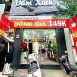 Chính chủ sang gấp giá rẻ Shop thời trang mặt tiền 826 Quang Trung P8 Gò Vấp