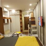 Cho thuê lại căn hộ Officetel Masteri Millennium Q4 40m² 1PN Full nội thất giá 10tr/th