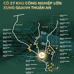 Căn Hộ Lavita Thuận An 70m2 mặt tiền QL13 trả góp