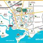 Cần bán đất ngay mặt tiền đường Mỹ Xuân - Ngãi Giao, DT 125m2, sổ riêng từng nền LH: 0931.254.268