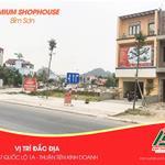 MB 4116- trung râm thị xã Bỉm Sơn-QL 1A đối diện Đền Sòng- Thanh Hóa