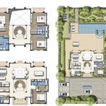 Bán lô biệt thự full thổ cư nằm trong sân Golf Long Thành, giá chỉ 17tr/m2, nhận sổ ngay.