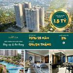 Lavita Thuận An,Bình Dương.Mua căn hộ cao cấp giá trị thấp lợi nhuận cao.LH 0918063720