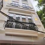 Bán nhà mới đẹp Xuân Đỉnh, Bắc Từ Liêm  35m, 5 tầng, MT 4m, giá 3 tỷ 500 triệu, nhà đẹp ở luôn.