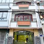 Chính chủ cho thuê nhà NC 1 trệt 3 lầu 6pn mặt tiền đường Trần Nhật Duật Q1