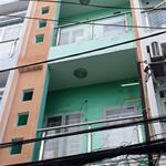 Chính cho thuê nhà NC 4 tầng 3,2x14 tại Hẻm 125 Nguyễn Thị Tần P2 Q8 giá 13tr/th