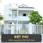 Cho thuê biệt thự trong khu biệt thự 816 Phú Hữu