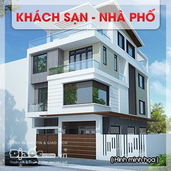 Bán khách sạn mặt tiền đường Củ Chi, P.Vĩnh Hải, TP.Nha Trang